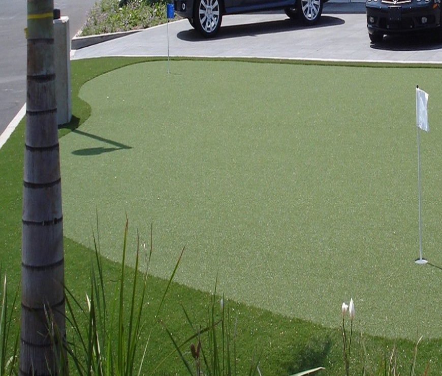 Synthetic Turf for Car Dealers