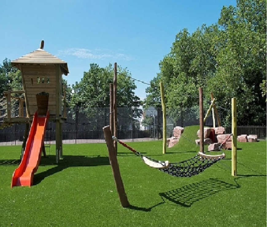 Playgrounds for Parks – Installations